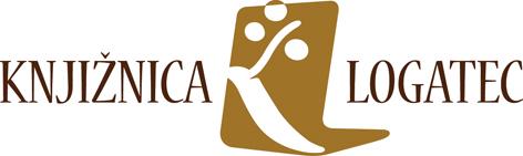 Nov logotip Knjižnice Logatec – kaj predstavlja?